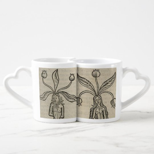 Mandrakes Coffee Mug Set