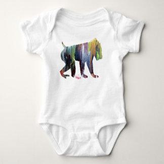 Mandrill Baby Bodysuit