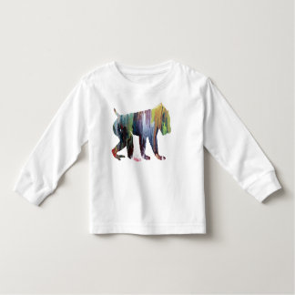 Mandrill Toddler T-shirt