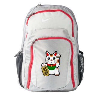 Maneki Neko: Japanese Lucky Cat Backpack