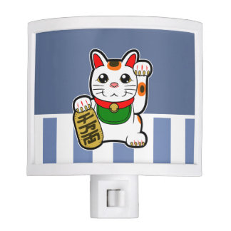 Maneki Neko: Japanese Lucky Cat Nite Lites