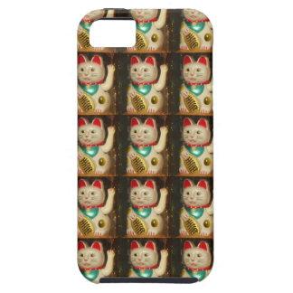 Maneki-neko, Lucky cat, Winkekatze iPhone 5 Cases