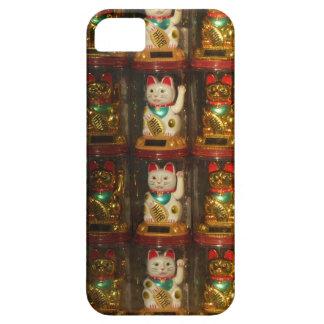 Maneki-neko, Lucky cat, Winkekatze iPhone 5 Covers