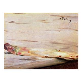 Manet | Asparagus, 1880 Postcard