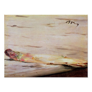 Manet | Asparagus, 1880 Poster