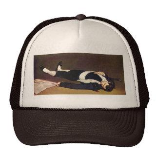 Manet Dead Matador Hat