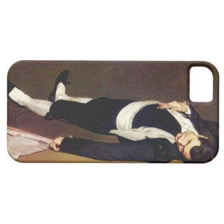 Manet Dead Matador iPhone 5 Case