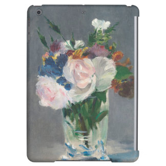 Manet | Flowers in a Crystal Vase, c.1882 iPad Air Cases