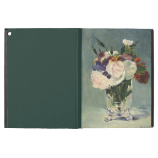 Manet Flowers iPad Pro Case