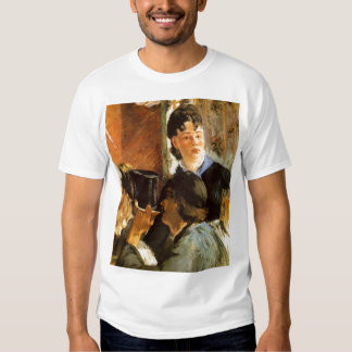 manet serveuse-bocks shirts