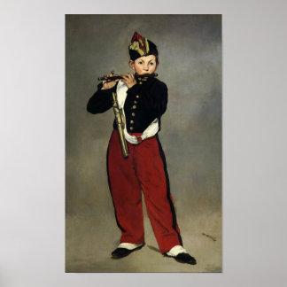 Manet, The Fifer Poster