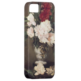 Manet: Vase of Peonies on a Small Pedestal artwork Case For The iPhone 5