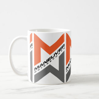 ManeuverMotorsports White Mug
