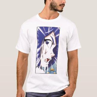 Manga Girl - Attention T-Shirt