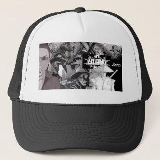 Manga Jetti Trucker Hat