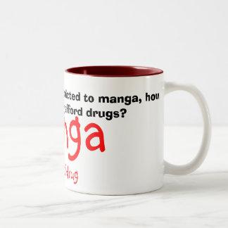 manga, my anti-drug, because when you're addict... mugs