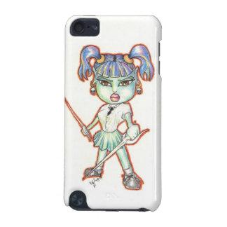 manga schoolgirl sai iPod touch 5G cover