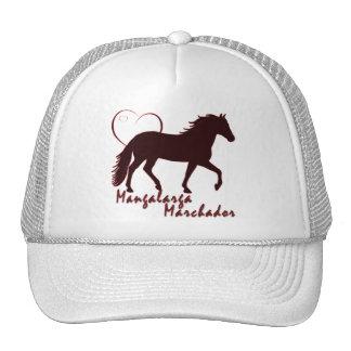 Mangalarga Marchador Hearts Trucker Hat