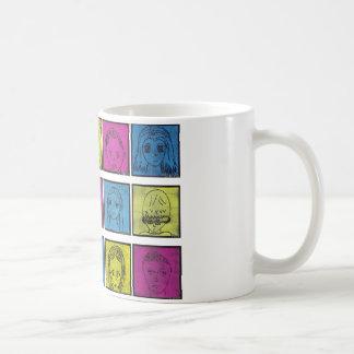 Mangas Series 6 Coffee Mug