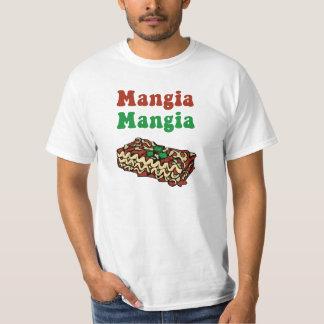 Mangia Mangia Italian Food T-Shirt