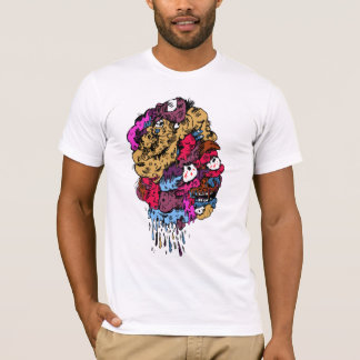 mangle face T-Shirt