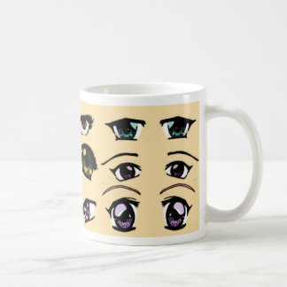 mango eyes coffee mug