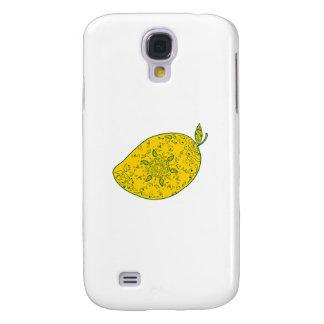 Mango Fruit Mandala