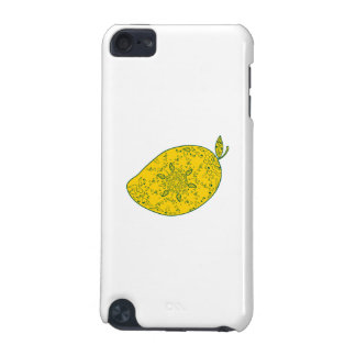 Mango Fruit Mandala iPod Touch 5G Cover