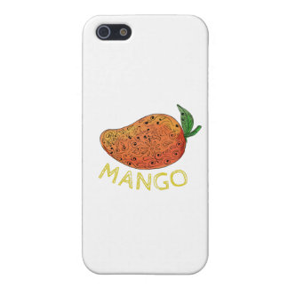 Mango Juicy Fruit Mandala iPhone 5/5S Covers