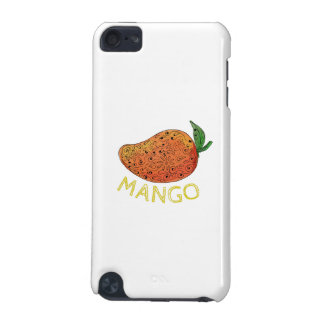 Mango Juicy Fruit Mandala iPod Touch (5th Generation) Case