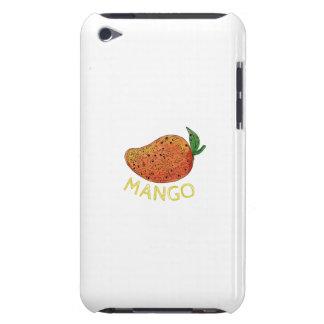 Mango Juicy Fruit Mandala iPod Touch Cases