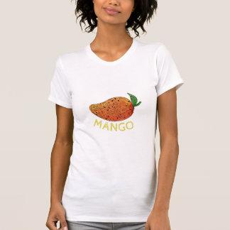 Mango Juicy Fruit Mandala T-Shirt