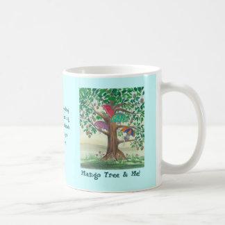 Mango Tree & Me! Mug with Yellow Boat