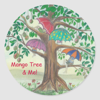 Mango Tree & Me! Stickers for children