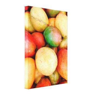 Mangoes Photo Canvas