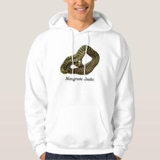Mangrove Snake Basic Hooded Sweatshirt