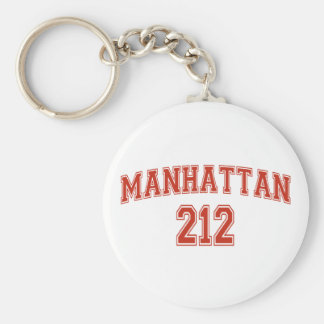Manhattan 212 Key Chain