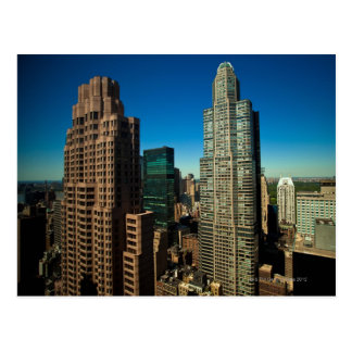 Manhattan 3 postcard