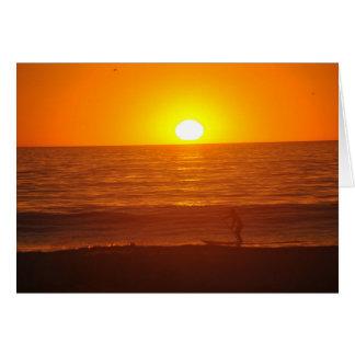 Manhattan Beach Card