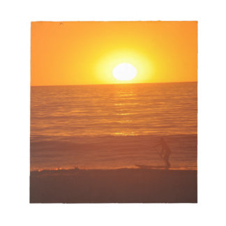 Manhattan Beach Notepad