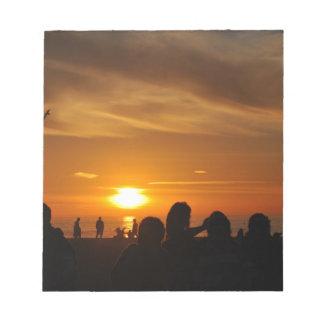 Manhattan Beach Notepad