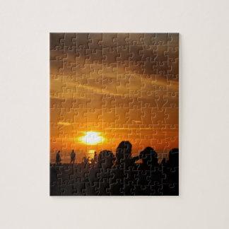Manhattan Beach Puzzle