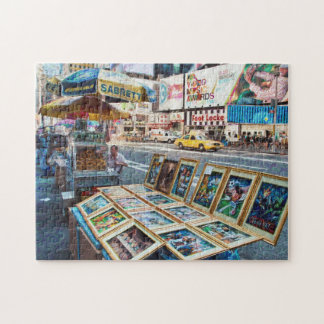 Manhattan Beat Photo Puzzle