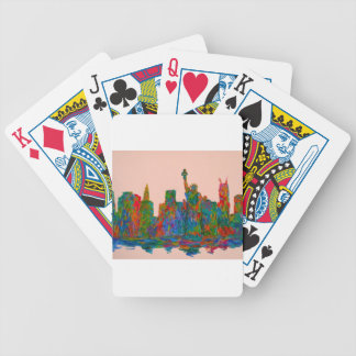Manhattan Beauty Bicycle Playing Cards