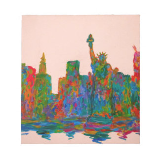 Manhattan Beauty Notepads