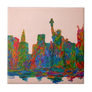 Manhattan Beauty Tile
