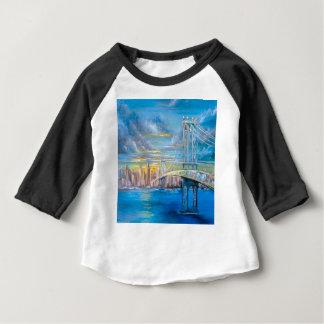 Manhattan Bridge Baby T-Shirt