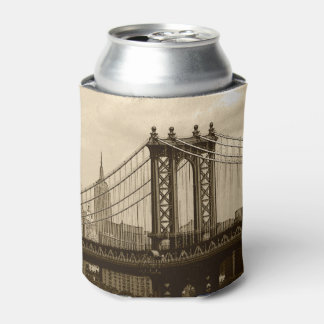 Manhattan Bridge Can Cooler