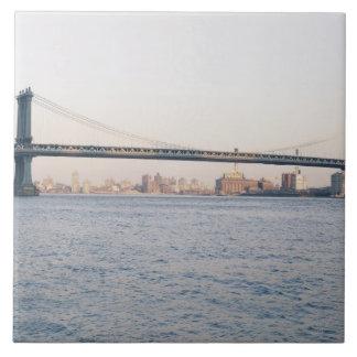 Manhattan Bridge Ceramic Tiles