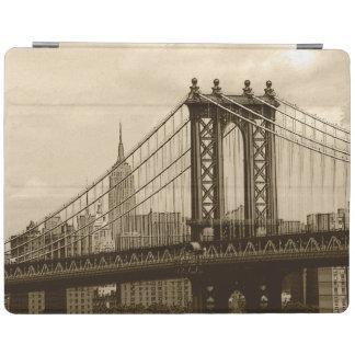 Manhattan Bridge iPad Cover